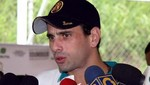 Ni Maduro ni Diosdado: Capriles