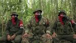 Colombia: 2 peruanos son secuestrados por el Ejército de Liberación Nacional en mina