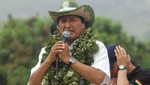 Bolivia: Evo Morales iniciará 'batalla' con la ONU para exportar hoja de coca