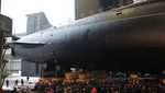 Rusia inició las pruebas del submarino nuclear Vladímir Monomaj