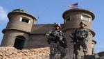 Tres muertos y 10 heridos en una base aérea de EE.UU. en Afganistán