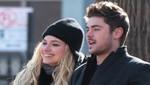 Zac Efron e Imogen Poost nuevas imágenes del rodaje de Are We Officially Dating? [FOTOS]