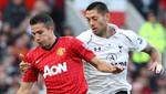Premier League: Manchester United igualó 1 a 1 con Tottenham