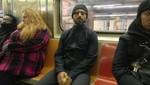 Sergey Brin usó unas Google Glass en el metro de Nueva York