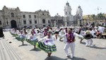 Lanzamiento del Carnaval Internacional de Tacna se realizó en Palacio de Gobierno