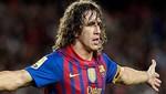 Carles Puyol renovó con el Barcelona