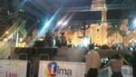 Municipalidad de Lima ofrecerá una serenata esta noche por su 477° aniversario de la ciudad