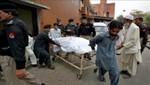Pakistán: Atentado suicida deja 23 muertos y 40 heridos