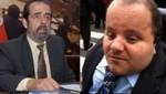 Personas con discapacidad molestos con congresistas  Gian Carlo Vacchelli y Javier Diez Canseco