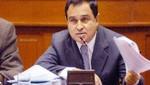 Freddy Otárola: 'Definiremos bicameralidad'