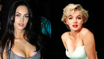 Megan Fox sobre Marilyn Monroe: 'Era negativa'