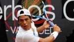 Duilio Beretta perdió por la Copa Davis