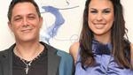Raquel Perera no habla sobre la supuesta infidelidad de Alejandro Sanz