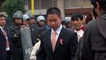Kenji Fujimori podría lanzarse para presidente
