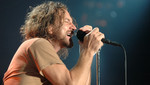 Pearl Jam llega hoy a Lima para concierto
