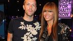 Beyoncé rechazó una canción escrita por Coldplay
