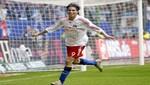 Hamburgo igualó con Ausburgo con gol de Paolo Guerrero