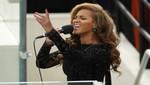 ¿Beyoncé cantó o hizo playback al entonar el himno de su país?