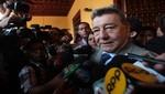 El  canciller Roncagliolo viajará a Chile