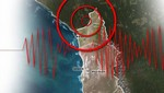 Sismo de 4° grados se registró en  la región chilena de Arica