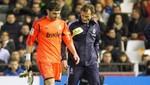 Iker Casillas de baja por cuatro semanas tras fracturarse la mano