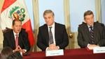 Ministro Merino resalta interés de la UE para invertir en minería, energía y gas en Perú