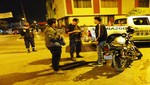 PNP y el Serenazgo de San Miguel realizan operativos conjuntos contra 'raqueteros'