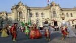 Carnaval de Cajamarca fue presentado en Palacio de Gobierno