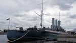 Rusia desea que el crucero Aurora emblema de la revolución bolchevique vuelva al mar