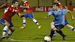 Sub 20: Uruguay se impuso 1 a 0 a Chile