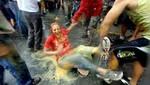 Multarán con S/. 1,400 por actos de violencia en carnavales