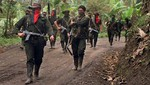 Último minuto: atrapan a guerrilleros que secuestraron a peruanos en mina de Colombia