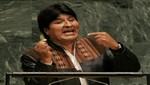 Evo Morales: mis 'hermanos' de las FARC deben entender que las armas no hacen la paz