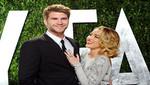 Miley Cyrus le dice 'esposo' a Liam Hemsworth durante entrevista