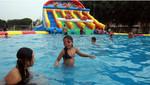 Surco ya tiene su Parque Acuático