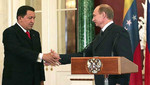Presidente de Rusia a Hugo Chávez: eres un verdadero valiente, lograrás vencer el cáncer