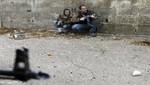 Los últimos segundos de vida en la línea del frente en Siria [FOTOS]