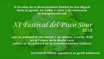 San Miguel inicia el XI Festival del Pisco Sour
