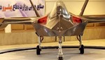 Irán presentó  su nuevo caza Qaher 313 [FOTOS]