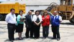Municipalidad de San Miguel ayuda a recuperar ex 'Hogar de Cristo'