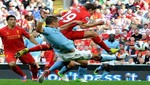 Premier League: Manchester City igualó 2 a 2 con Liverpool