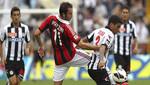 Serie A: Milan derrotó 2 a 1 a Udinese con doblete de Balotelli