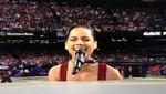 Alicia Keys canta el himno de EE.UU. previo al Super Bowl [VIDEO]