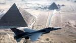 Egipto recibió aviones de combate F-16  de EE.UU.