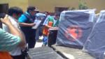 Municipalidad de Barranco entrego ayuda Humanitaria a Familia damnificadas por incendio