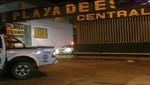 Cinco vehículos chilenos fueron desmantelados en Tacna