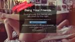 Bang with Friends: el app que te contacta con gente que quiera tener sexo