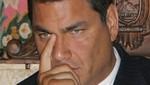 Rafael Correa: apuñalan a 2 personas durante acto electoral [VIDEO]