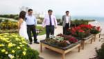 Embajador de España visita alcalde del distrito de San Miguel en Lima