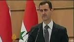 Al Assad está 'dispuesto a todo' para seguir como presidente de Siria